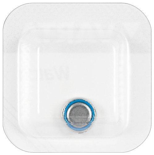 Pila a bottone per orologio, ossido d' argento Batterie SR 521SW/SR 63SW/V 379Varta 1BL (VPE = 1