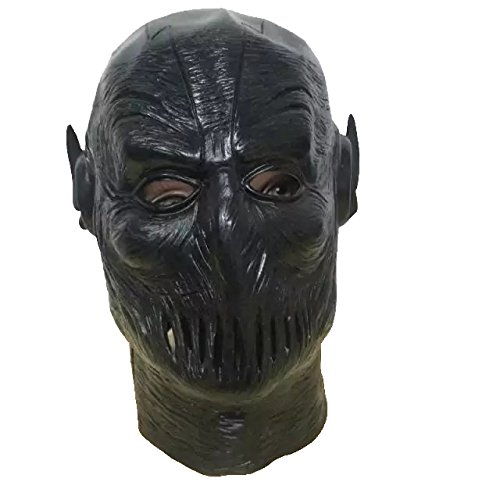 Serie Maske - perfekt für Fasching, Karneval & Halloween - Kostüm für Erwachsene - Latex, Unisex Einheitsgröße (Frau Flash Kostüme)