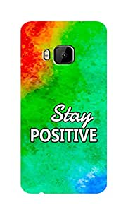 SWAG my CASE Printed Back Cover for HTC One M9