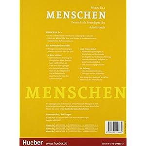 Jetzt herunterladen pdf Menschen B1/1: Deutsch als Fremdsprache / Arbeitsbuch mit Audio-CD