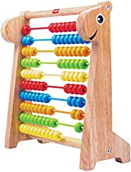 Giggles - 9924100 Abacus - Wooden Educational Toy