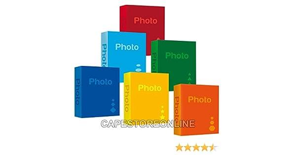 - Memo Conf 6 Pz. 6 Album Fotografici Basic a Tasche 13X19-300 Foto Cad