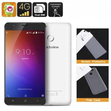HK magazzino Blackview E7 Smartphone - Android