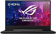"""ASUS ROG Zephyrus M15 GU502LW-AZ056T - Ordenador portátil Gaming de 15.6"""" FullHD 240Hz (Intel Core i7-107"""