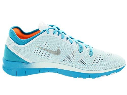 Nike Blazer mid premium 429988601, Baskets Mode Homme Blanc / argenté métallique