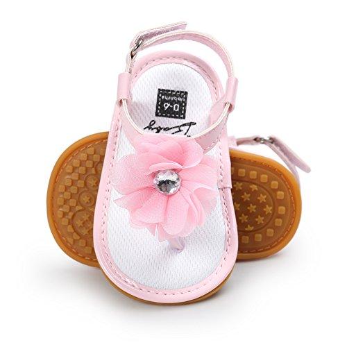 Baby Rose Mädchen Etrack Sandals online Lauflernschuhe a5xppXqvw