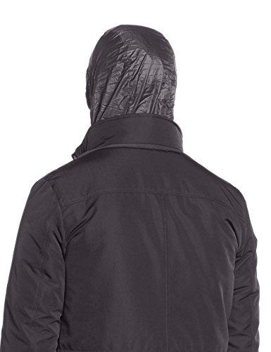 Geox Herren Jacke Man Jacket Grau (Titanium F1069)