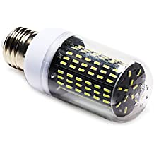 Alta calidad bombillas, 9W, E14, E26/E27LED maíz luces T 138SMD 40141000LM Blanco Cálido 3000K-6000K blanco natural AC 220–240V para casa y cocina, Warm White, E14