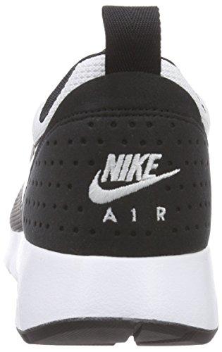 Nike NIKE AIR MAX TAVAS Herren Sneakers Mehrfarbig (Black/White-White 011)
