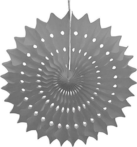 Tim & Puce 50257 - Ventilador (53 cm), Color Gris