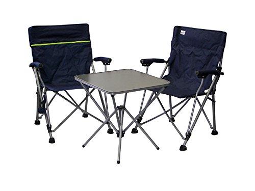 3er Set Bus/Campingmobil Comfort 2 Stühle ein Tisch 13… | 04260214390588