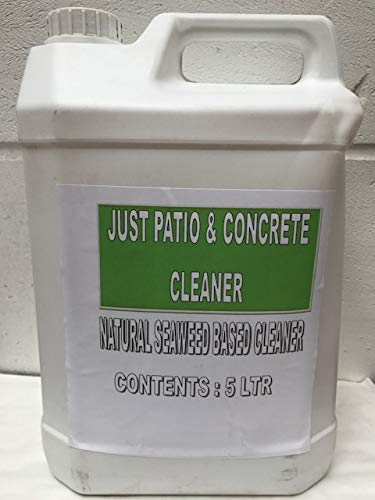 CONCRETE & PATIO CLEANER