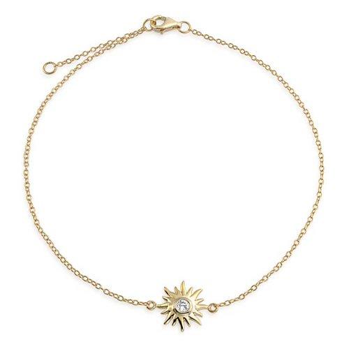 bling-jewelry-cz-gold-plated-sunburst-anklet-adjustable-925-sterling-sun-ankle-bracelet