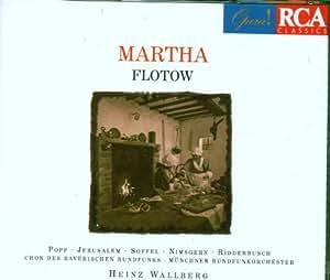 Flotow: Martha (Gesamtaufnahme) (Aufnahme 1977)