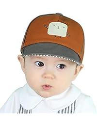 Bebé Niño Niños en punta Béisbol Verano Gorro Niño Niña Rosa Blanco Azul  Marino 093bef7374a