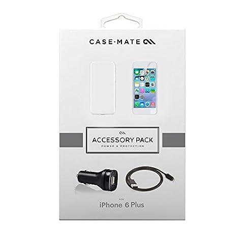 Case-Mate Zubehörpaket für Apple iPhone 6 Plus