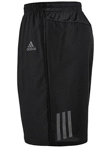 Adidas Response maglia da corsa pantaloncini Black/Black