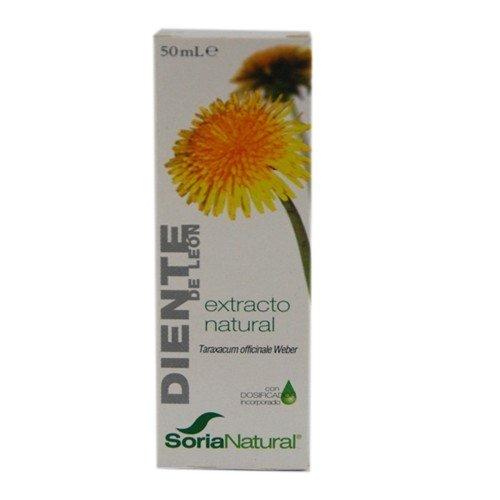 Soria Natural Extracto Diente Leon Glicolico - 50 mililitros