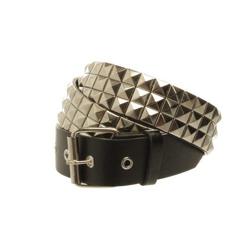 Accessoryo - Cinturón - para hombre plateado plata 115 cm