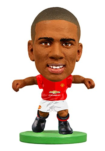 SoccerStarz SOC032 2017 Version Man Utd Ashley Young Home Kit