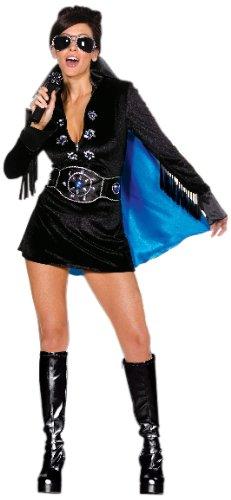 Mattel César–5109M–Kostüm–Verkleidung – Königin von Vegas