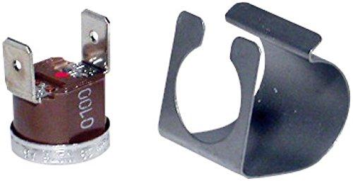 Thermostat 100°C, rot, Rapido, 550992, Econpact 20, 30, 45, 20C, 30C