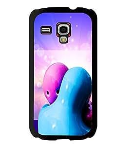 Fuson 2D Printed Designer back case cover for Samsung Galaxy S3 Mini - D4561