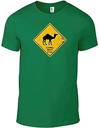 T-Shirt Camel / Motivshirt / Funshirt / 6 Farben / S-XXL