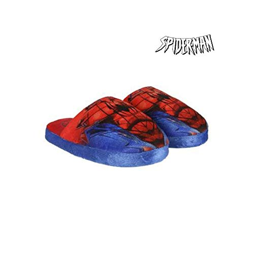 Zapatillas de Estar Por Casa Spiderman 8487 (talla 28-29)
