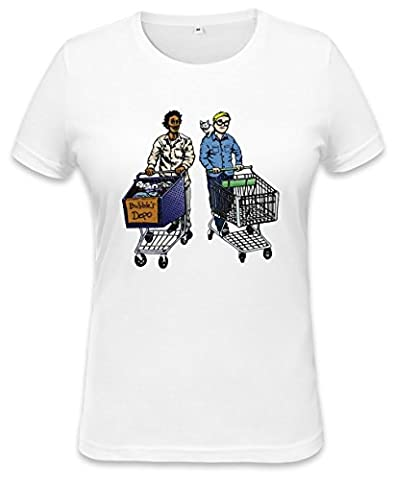 Bubbles And Bubbles Womens T-shirt Small