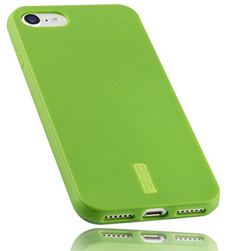 mumbi Schutzhülle für iPhone 8 / iPhone 7 Hülle grün
