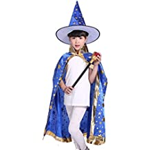 Suchergebnis Auf Amazon De Fur Zauberer Kostum Kinder