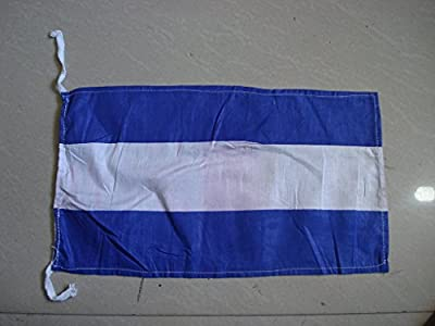 J - International Maritime Signal Code Flag , 100% Cotton , 8