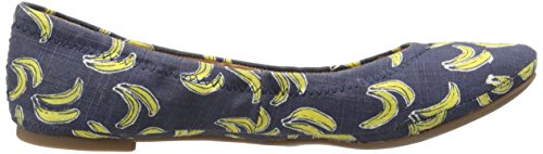 Lucky Brand Emmie Toile Ballerines Lil Bananas
