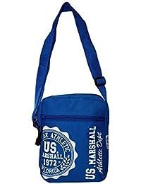 Official U.S. Marshall - Sacoche Bleu