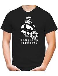 Homeland Security T-Shirt | Star Wars | Fun | Kult