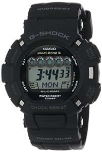 Casio Hommes GW9000A-1 G-Shock Mudman solaire montre atomique