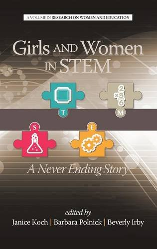 Girls and Women in Stem: A Never Ending Story (Hc) (Research on Women and Education) (Stem Hc)