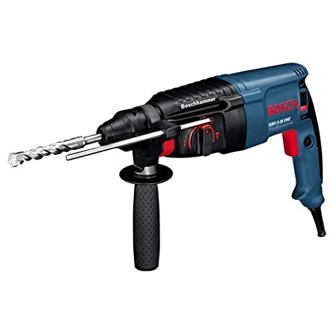 Bosch Professional GBH 2-26 DRE Corded 240 V Rotary Hammer Drill with SDS Plus