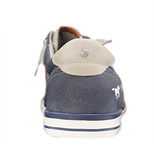 Mustang 4072-301-800, Sneakers Basses Homme Blau (800 dunkelblau)