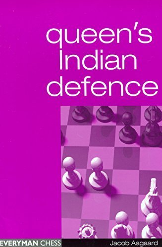 Queen's Indian Defence (Everyman Chess) by Jacob Aagaard (2002-10-01)