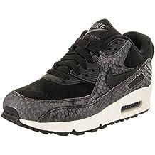 Calzado deportivo para mujer, color Negro , marca NIKE, modelo Calzado Deportivo Para Mujer NIKE AIR MAX 90 PRM Negro