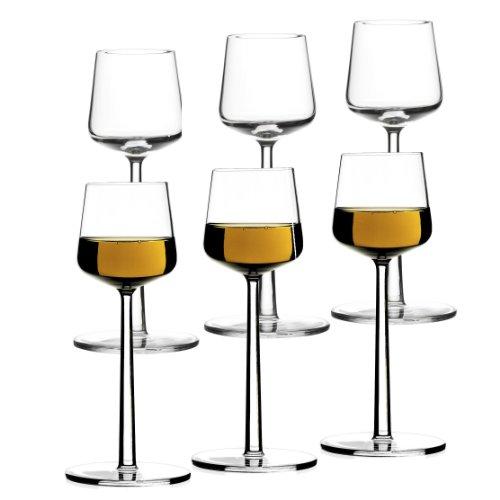 Iittala Essence Sherry Gläser Set transparent 15cl 6-er Set
