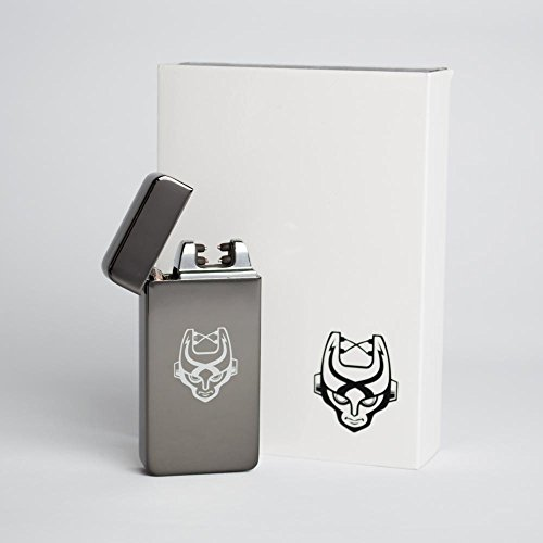Plasmatropolis Plasma Feuerzeug RoboHead Limited Edition | Design: Light-Onyx...
