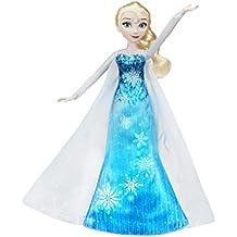 Frozen - Muñeca Vestido musical de Elsa (Hasbro C0455EU4)