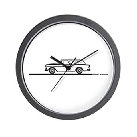 CafePress - 1955 Chevy Nomad - Unique Decorative 10