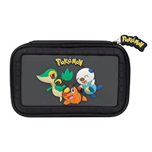 BD & A Bensussen Deutsch & Associates Pokemon White/Black Character Case Storage