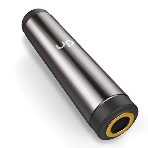 CSL - Audio Klinken Kupplung/Adapter | 3,5mm Klinkenbuchse zu 3,5mm Klinkenbuchse | Voll-Metallkupplung passgenau | HQ Premium Series