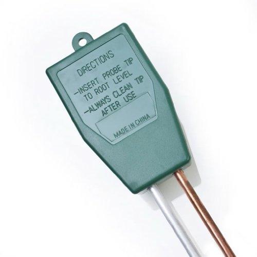 3in1 PH Tester Misura Umidità / PH / Luce Test Terreno Utensili Giardinaggio