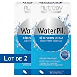Nutreov Water Pill Rétention d'Eau Lot de 2 x 30 Comprimés
